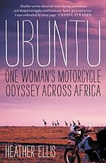 travel gift of books - front cover of book called Ubuntu